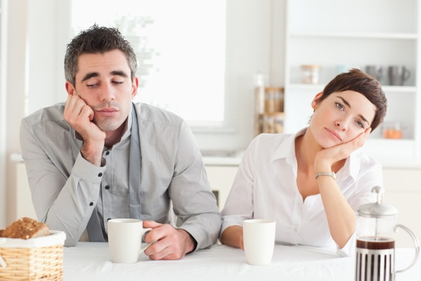 feeling drained and burned out, bad marriage, save my marriage